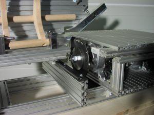 Sonderscheiben-Fräser für Radius und Fase kombiniert