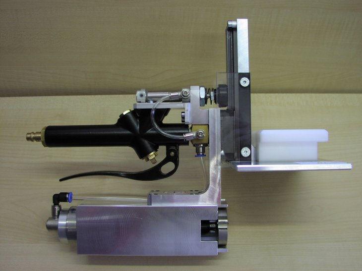 Ausklinker MZ 02 90F A in Seitenansicht