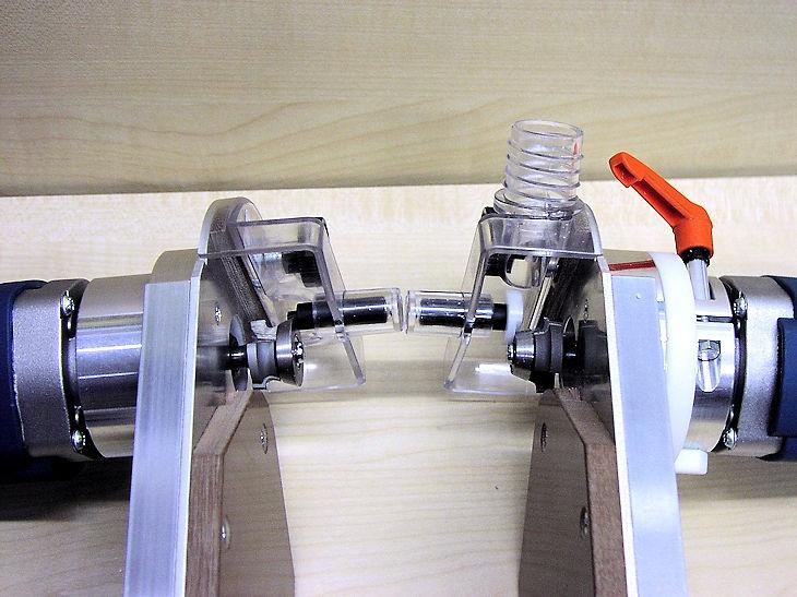 Kantenfräse Universal für spitze und stumpfe Kanten mit Sonder-Radiusfräser
