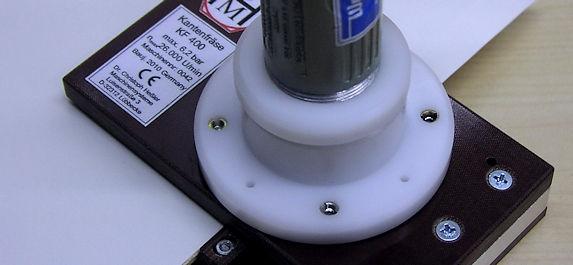 Kantenfräse KF 400 für 3mm dünne Werkstücke