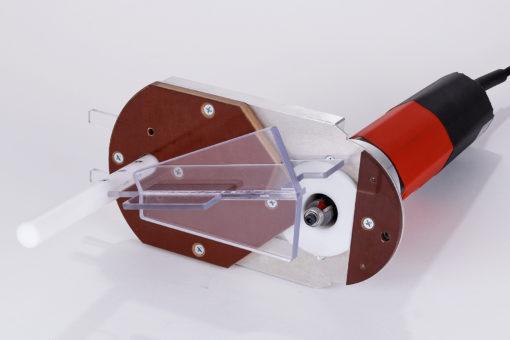 Kantenfräse Universal mit leichtem Elektromotorr