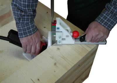 Powertool für die Brettsperrholz-Bearbeitung